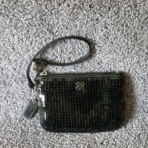 Sequin COACH Wrislet - New Without Tag